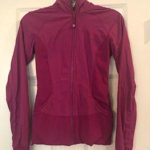 Lululemon reversible studio jacket